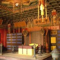 Kejserens soveværelse