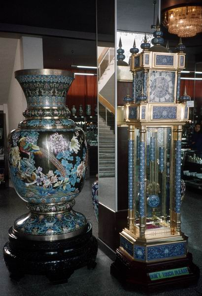 Den færdige vase